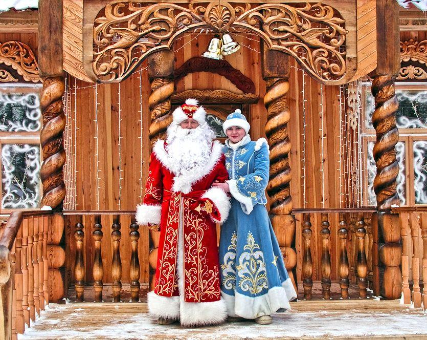 Путешествие к белорусскому Деду Морозу Брест - Беловежская пуща (2 дня) из Бреста {type}
