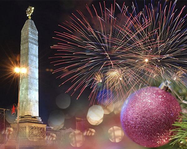 Новогодние каникулы 6 дней {type}