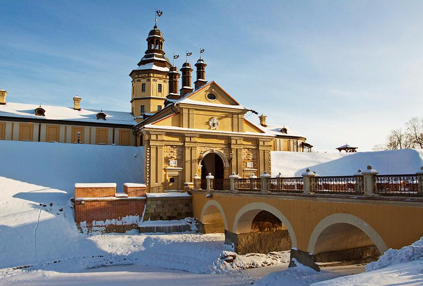 New Year's tour to Minsk and Nesvizh Castle (4 days) {type}
