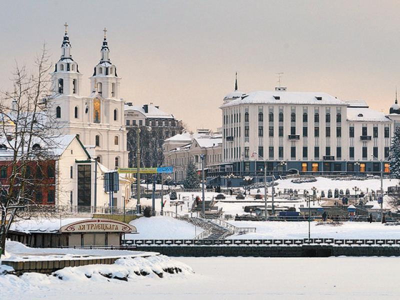 Christmas 2020 in Minsk (6 days) {type}