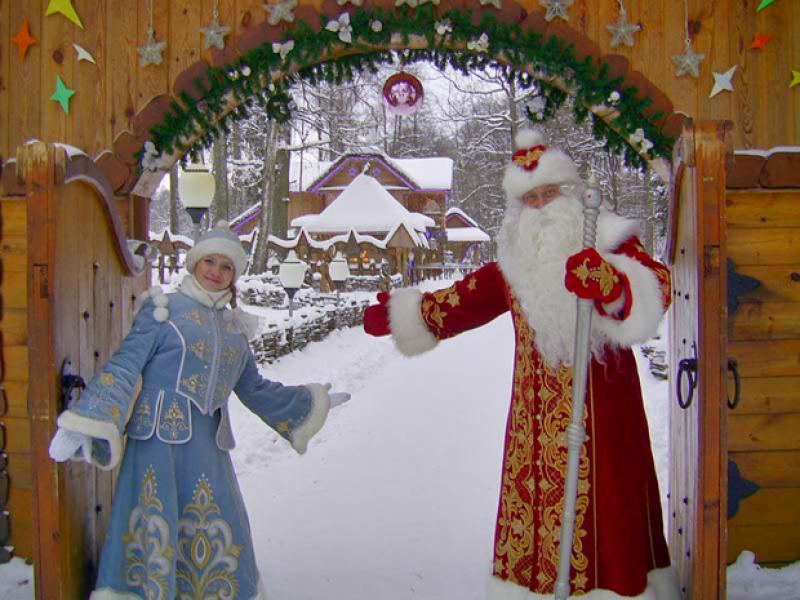Беловежская пуща и Поместье Деда Мороза (из Волмы) {type}