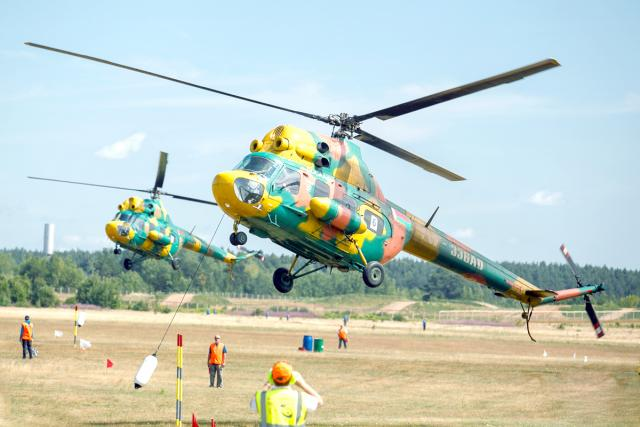 Воздушные прогулки в Беларуси