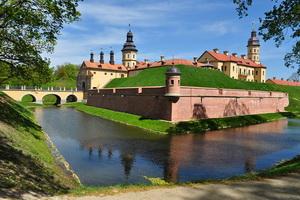 квест в Несвижском замке