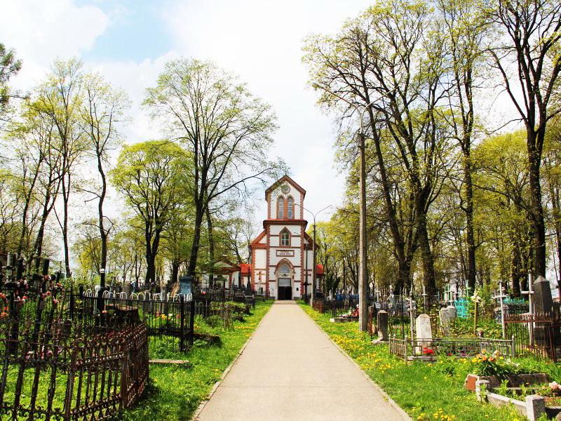 Экскурсии по кладбищам