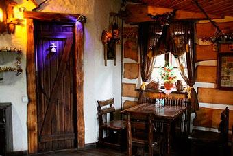 Кафе и рестораны белорусской кухни