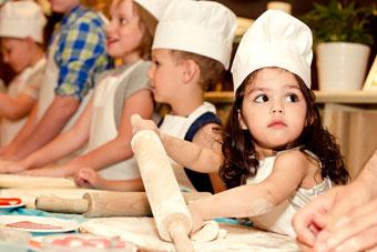 Кулинарные мастер-классы для детей и взрослых