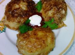 Картофельные пызы