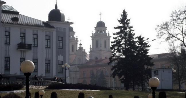 экскурсия по Минску