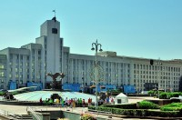 Здание Управления Минского метрополитена