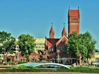 Костел Святых Симеона и Елены в Минске (Красный костел)