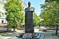 Памятник С.И.Грицевцу