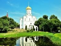 Церковь в честь Покрова Пресвятой Богородицы