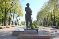 Памятник М.Богдановичу
