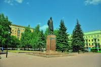 Памятник М.И.Калинину