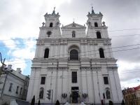 Гродненский костел Франциска Ксаверия