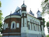 Мурованка -  церковь Рождества Богородицы