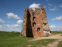Руины Новогрудского замка