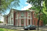 Комплекс зданий железнодорожной больницы