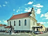 Комплекс бывшего Свято-Духова базилианского монастыря