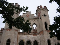 Коссовский дворец Пусловских