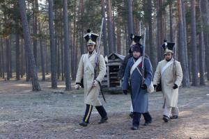 Борисов, Березина, Студенка в 1812 году