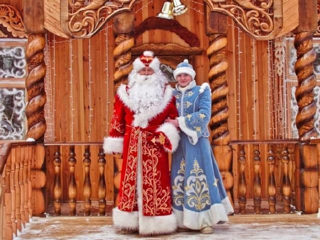 Путешествие к белорусскому Деду Морозу Брест - Беловежская пуща (2 дня)