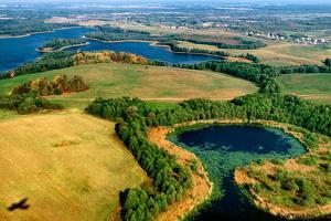 Путешествие в природу (Заказник Голубые озера)