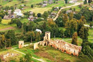Заславль - Крево - Гольшаны
