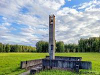 Минск военный и колокола Хатыни