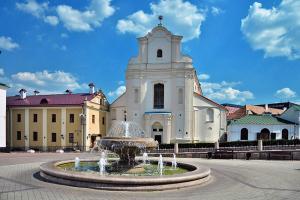 Экскурсия по Минску и Линия Сталина