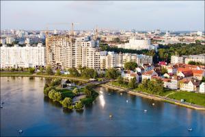 Пешеходная экскурсия по Минску