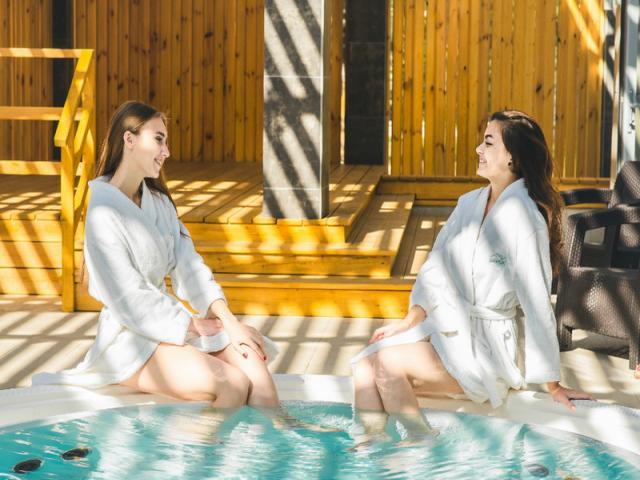 Health resort Berezka