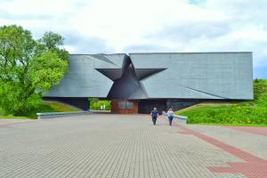 Минск - Линия Сталина - Брест - Беловежская пуща
