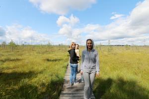 Мифы на болоте в Березинском биосферном заповеднике