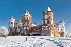 Новый год 2020 в Минске: БЕЛАЗ - Линия Сталина - Мир - Несвиж (3 дня)