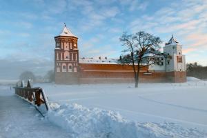 Новый год 2020 в Минске: Дудутки - Поместье Деда Мороза - Мир - Несвиж (3 дня)