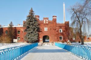 Новый год 2020 в Минске и Бресте : Дудутки, Бресткая крепость, Поместье (3 дня)