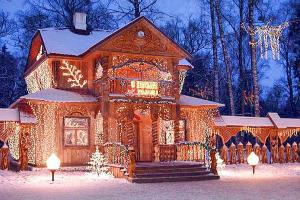 Белорусские каникулы в Минске и Бресте 4 дня: Дудутки, Брест, Поместье Деда Мороза