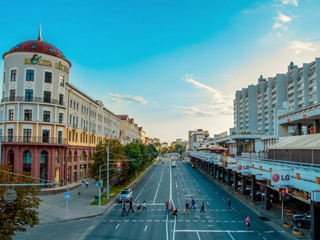 Выходныя ў Мінску (4 дні)