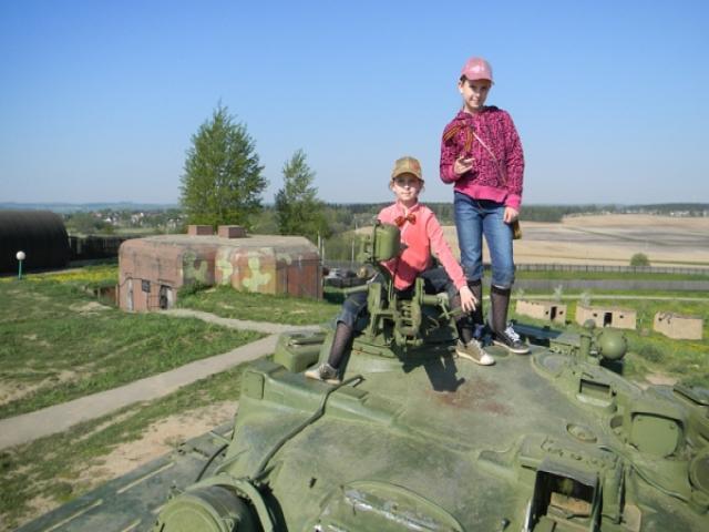 Детский тур: Героическая Беларусь (3 дня)