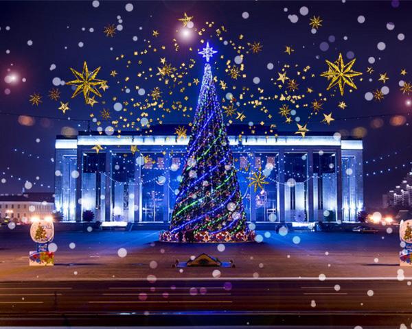 Святочныя дні ў Беларусі