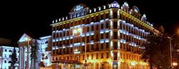 гостиницы Минск